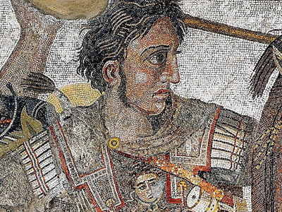An introduction to the life of alexander of macedon