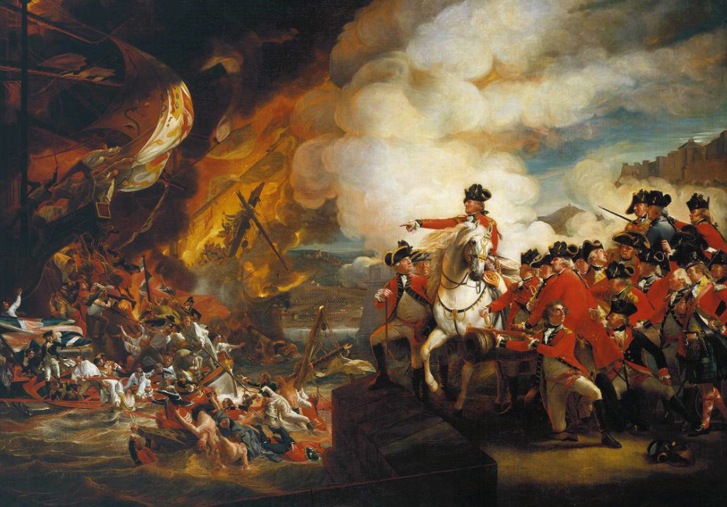 the history of the revolutionary war from 1775 to 1783 between britain and america Interesting revolutionary war facts for  against the kingdom of great britain, fought in north america,  american independence between 1775 and 1783.