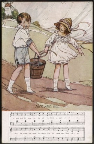 Jack And Jill Nursery Rhyme Stories